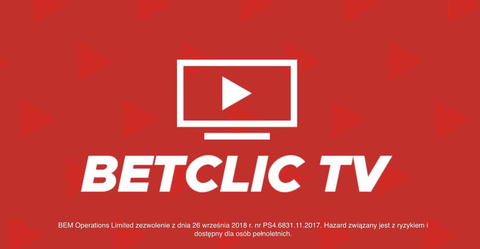 Mecze za darmo na stronie BetClic Polska