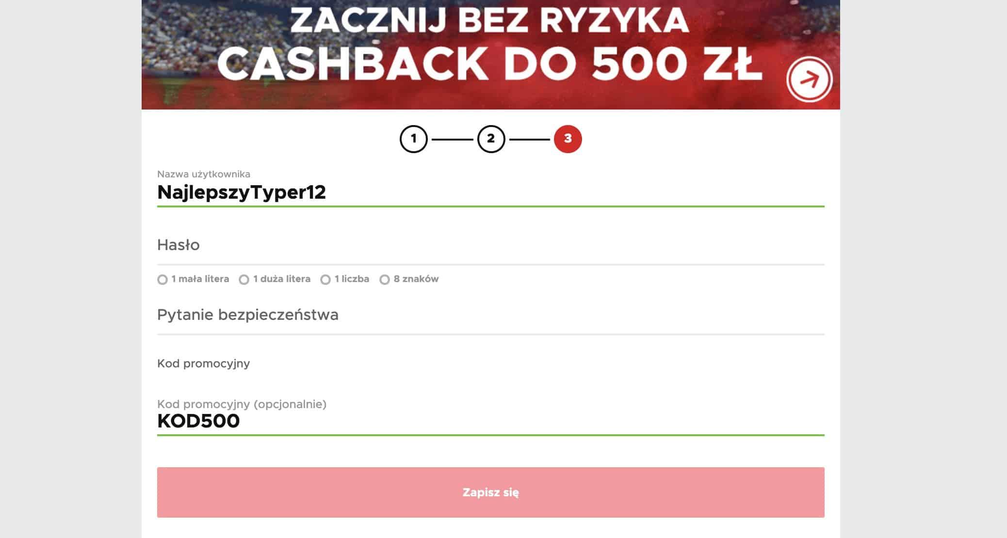 Wpłacasz pierwszy raz - odbierasz kasę od Betclic Polska!