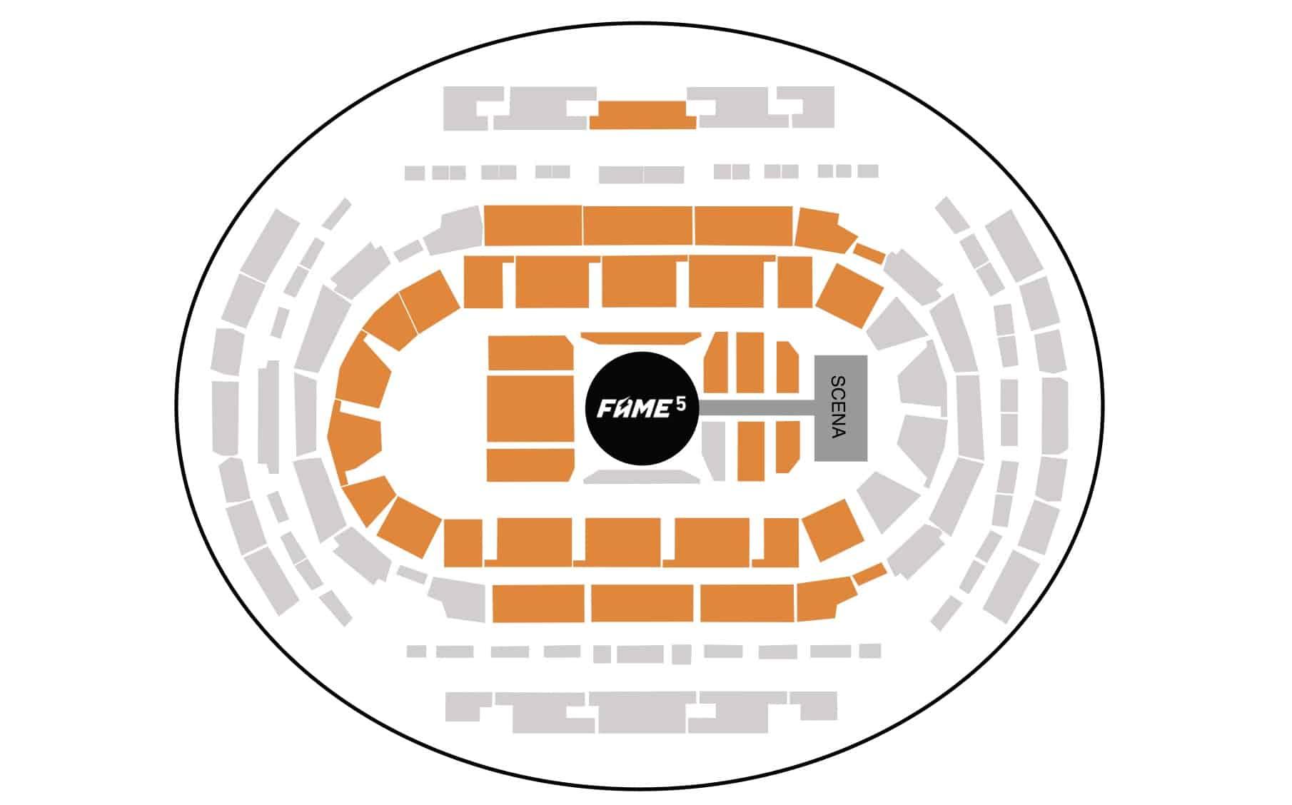 FAME MMA 5. Bilety, kursy bukmacherskie, transmisja
