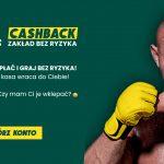 Betfan bonus. Cashback 600 PLN na start