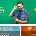 Kaskada – jedna z gier dostępnych w Lotto online