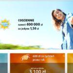 Strona Lotto w internecie